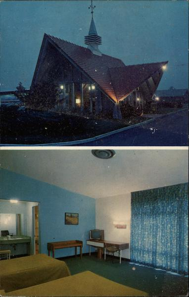 Howard Johnson's Motor Lodge Bethlehem Pennsylvania