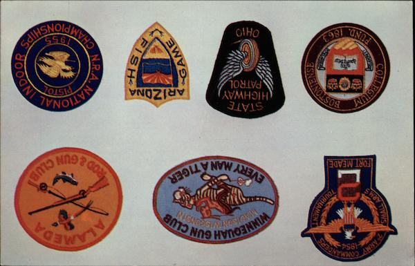 Emblems by Wahl Arms Company Bogota New Jersey