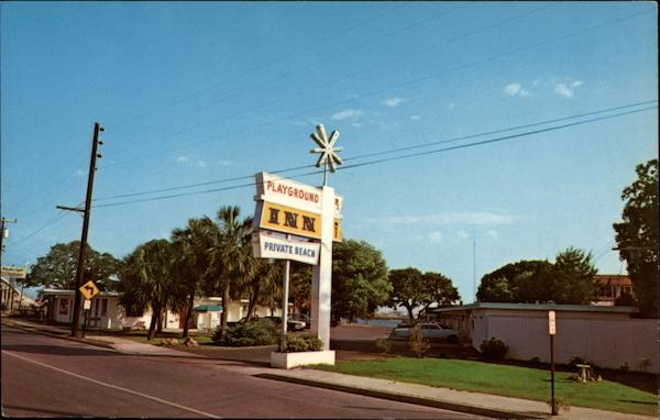 Playground Inn Fort Walton Beach Florida