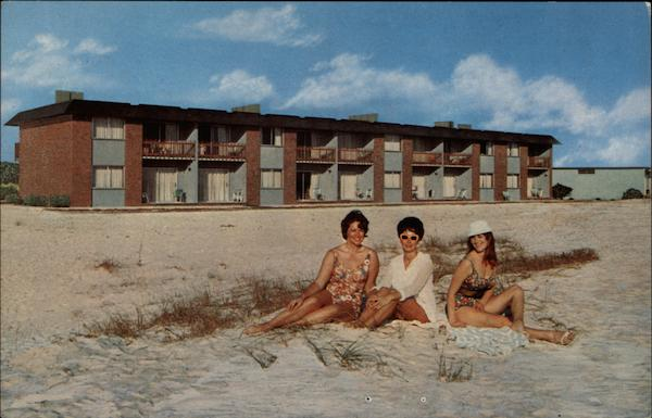 The Carousel Motel Amp Apartments Fort Walton Beach Fl