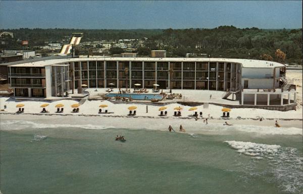 Americana Hotel West Panama City Beach Florida