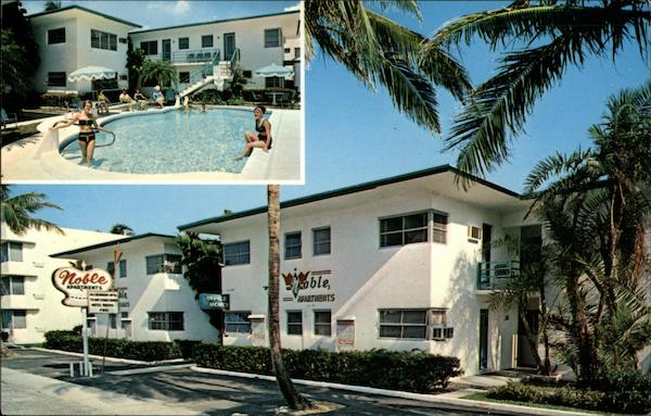 Noble Apartments Fort Lauderdale Florida