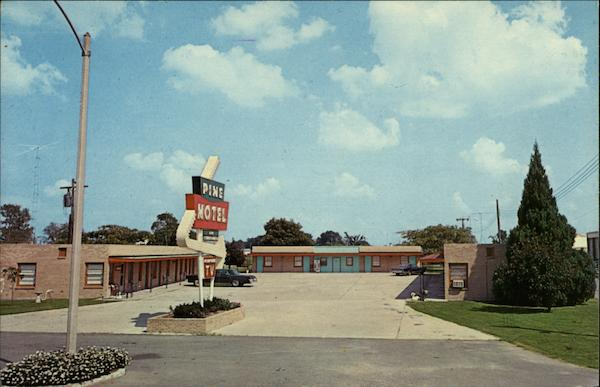 Pine Motel Sikeston Missouri