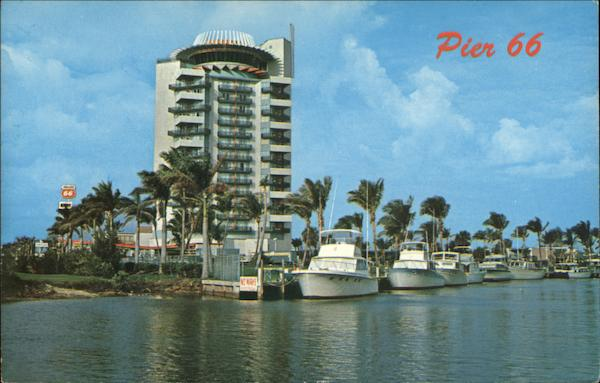 Pier 66 Motor Hotel Fort Lauderdale Florida Ray Salmons