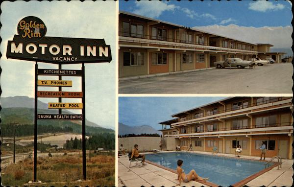 Golden Rim Motor Inn Canada British Columbia