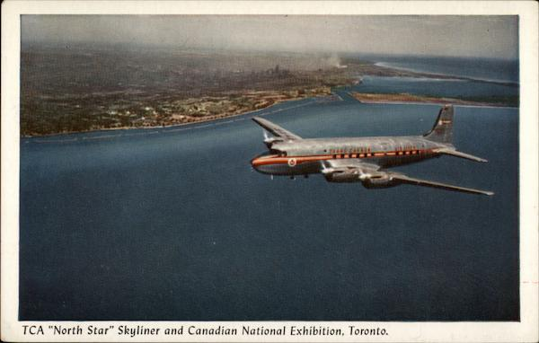 TCA North Star Skyliner and Canadian National Exhibition Toronto Canada