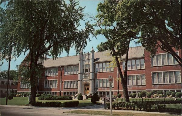 Brantford Collegiate Institute Canada Ontario
