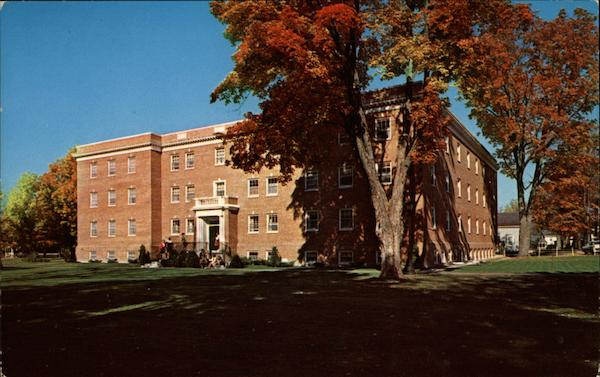 Bogue Hall Poultney Vermont