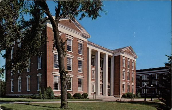 Jewell Hall Liberty Missouri