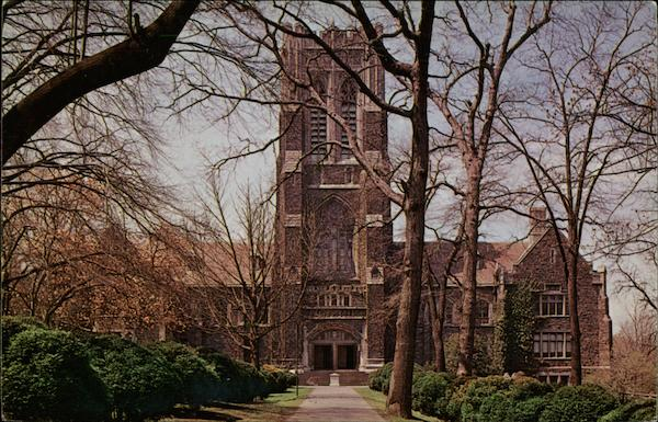 Alumni Memorial Building, Lehigh University Bethlehem Pennsylvania