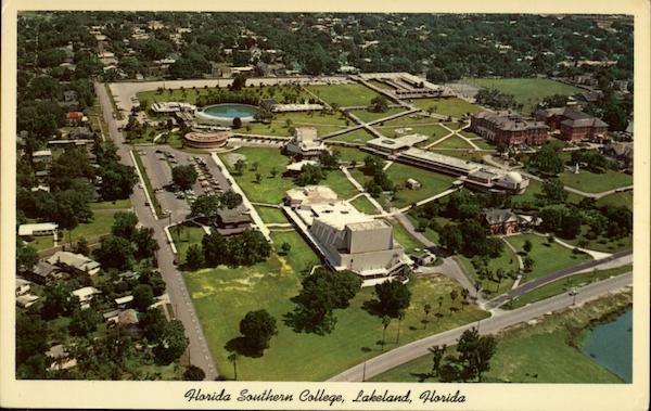 Florida Southern College Campus Lakeland FL