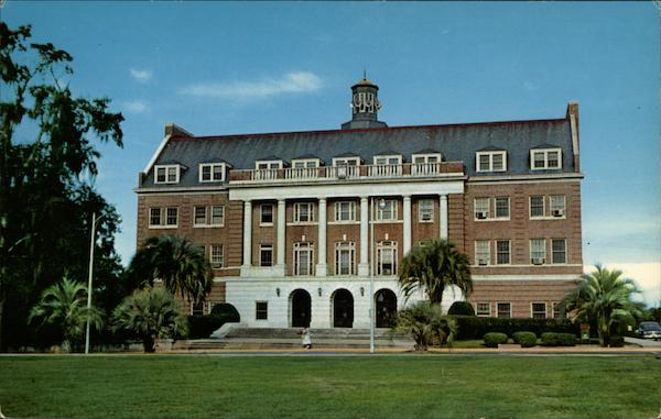 Lee Hall, Florida Agricultural and Mechanical University Tallahassee