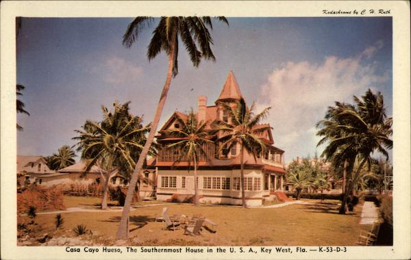 Casa Cayo Hueso Key West Florida