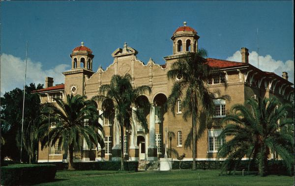 Sumter County Courthouse Bushnell Florida