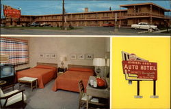 New Admiral Oasis Drive-In Hotel