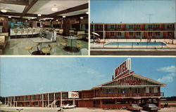 Beautiful Magnolia Plaza Motel