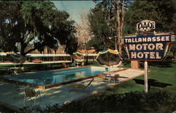 Tallhassee Motor Hotel and Dining Room