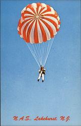 Parachute Jumper, U.S.N.A.S