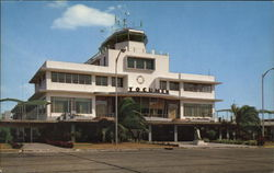 Tocumen Airport Adminstration Building Postcard