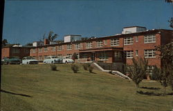 Truesdell Hall Postcard