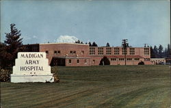 Madigan Army Hospital
