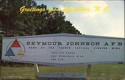 Seymour Johnson Air Force Base