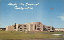 Alaska Air Command Headquarters, Elmendorf Air Force Base