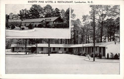 Knotty Pine Motel & Restaurant