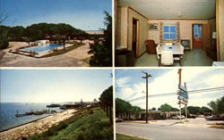 Marlborough Motel Postcard