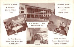 There's Always a Gilbert Hotel Near You Postcard