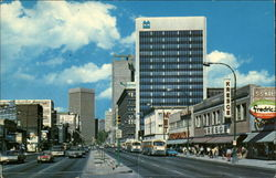 View of Portage Avenue