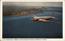 TCA North Star Skyliner and Canadian National Exhibition