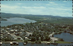 Newport and Lake Memphremagog