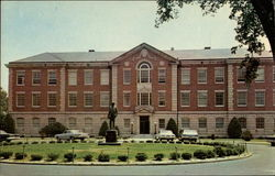 North Carolina Central University Postcard