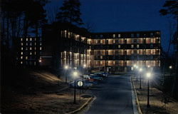 Ehringhaus Dormitory, University of North Carolina