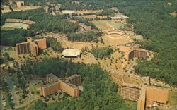 South Campus Residence Halls, University of North Carolina
