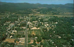 Air View of Brevard