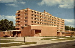 Robert S. Shaw Men's Residence Hall, Michigan State College