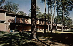 Classroom Building, Little Rock University