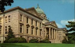 Academic Hall, Southeast Missouri State College