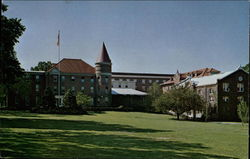North Lawn, Kemper Military School and College