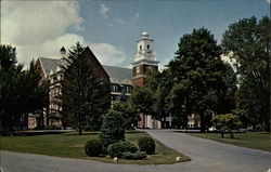 Old Main, Shippensburg State College