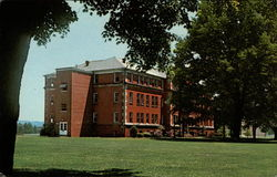 Reeder Hall, Edinboro State College