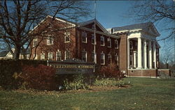 Huber Hall, Gettysbrug College