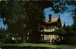 The Old DuBois Mansion