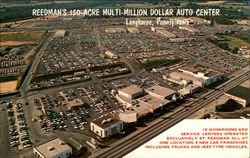 Reedman's 150-Acre Multi-Million Dollar Auto Center