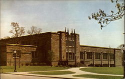 Henry Buyl Library, Grove City College