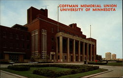 Coffman Memorial Union
