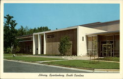 Spartanburg County Library