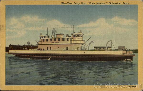 Galveston casino boats